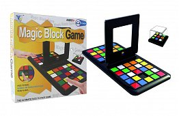 Magic Block game - Rubik verseny