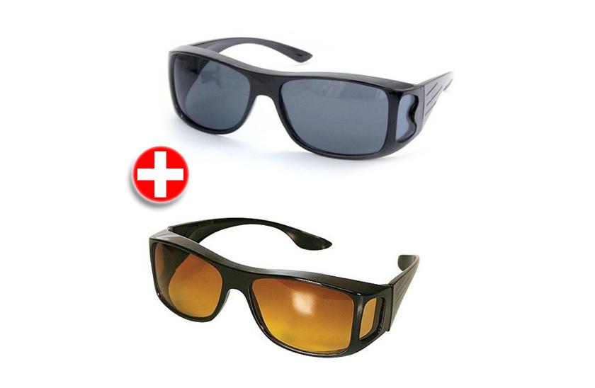 Szemüveg a járművezetők - HD Vision 2 db c1901cf63b