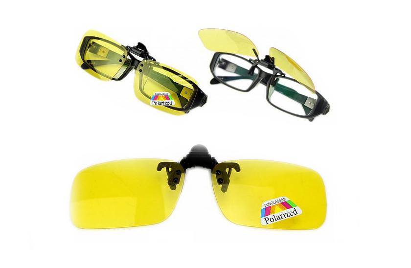 Polarizáló szemüveg klip - Szüntesse meg a visszfényt 373615ce3c