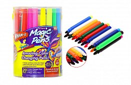 Mágikus markerek - Magic pens - 20 db
